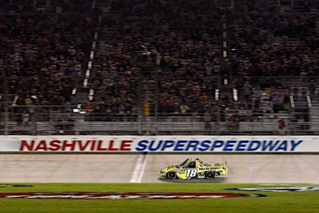 Nashville Superspeedway Hosting Cup Race in 2021