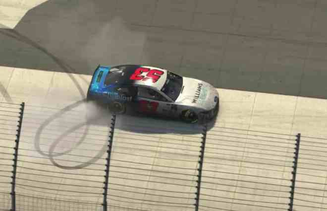 eNASCAR Coca-Cola iRacing Series: Ryan Luza Goes Back to Back With Bristol Win