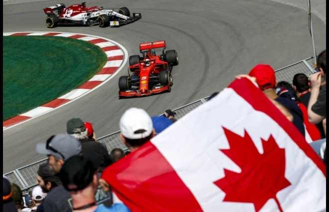 Formula 1's Canadian Grand Prix Postponed
