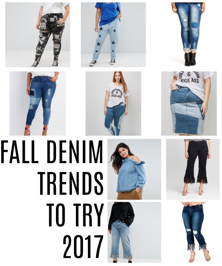 Fall Denim Trends