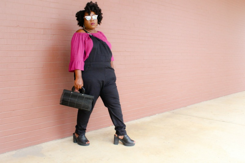 Styling Plus Size Overalls