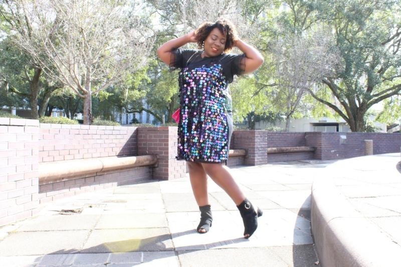 Plus Size Natural Hair Blogger