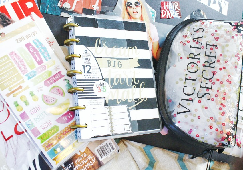Michaels Planner Giveaway