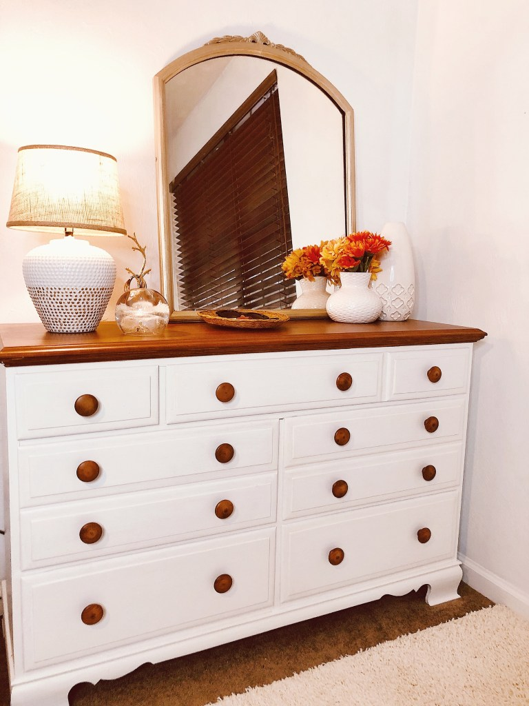 Chest of Drawers Styling Ideas Fro Plus Fashion
