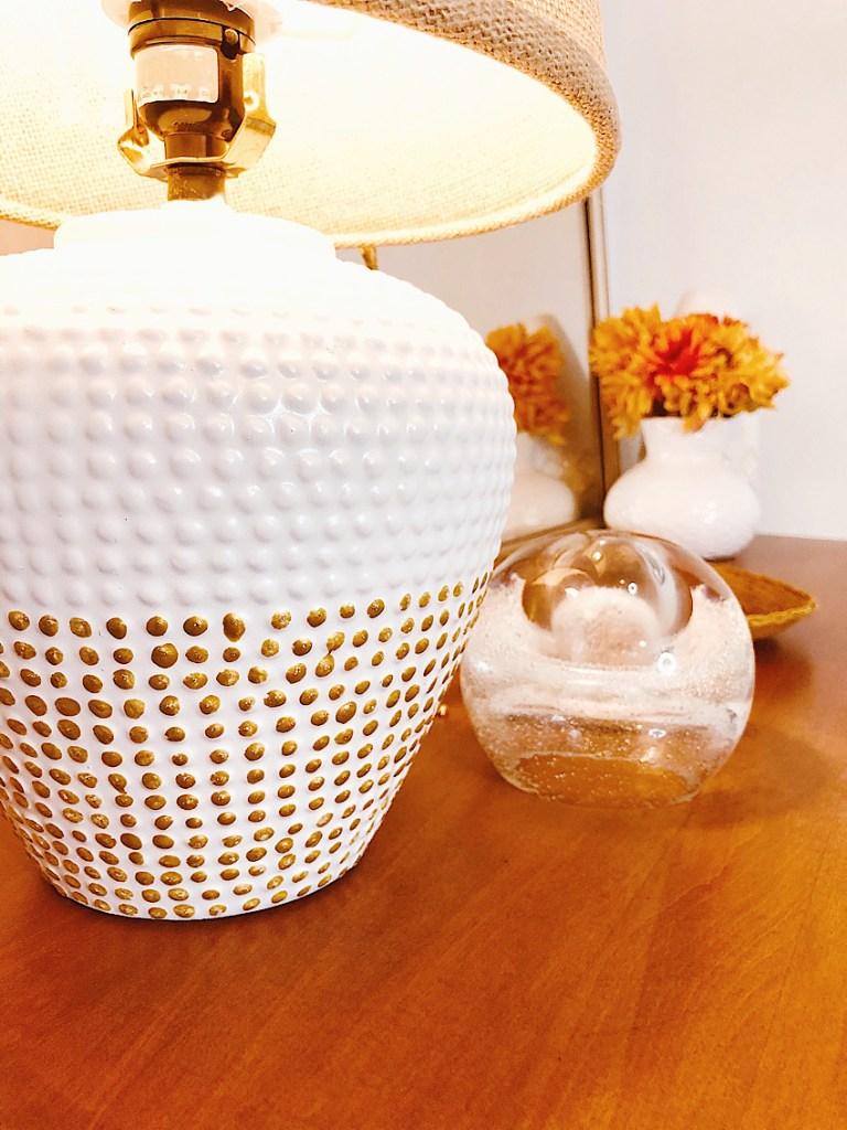 DIY Home Decor Ideas Table Lamp