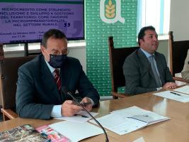 Firmato il protocollo tra Confagricoltura Frosinone e Microcredito.