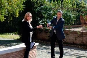 "PREMIO KINEO in Vaticano al regista di ""Francesco"" Evgeny Afineevsky."