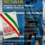 """Sora: """"La verità negata"""": presentazione del libro dedicato ad Angelo Vassallo, il sindaco """"pescatore""""."""