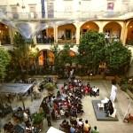 """La Fondazione Foqus lancia la rassegna live """"FoquSound"""". Il 28-29-30 Dicembre in diretta streaming da La Corte dell'Arte."""