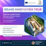 """Regione Lazio, turismo: al via """"Grand Innovation Tour""""."""
