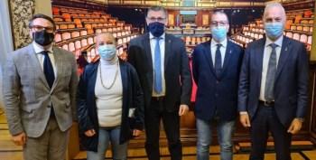 Il Sen Gianfranco Rufa tra i firmatari dell'interrogazione, per la difesa del Made in Italy.