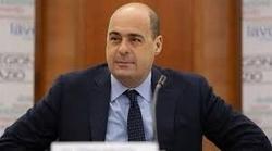 """Zingaretti: """"La Regione Lazio è stata vittima del più grande attacco cyber mai avvenuto""""."""