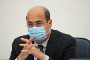 """Zingaretti: """"OK alleanza Pd-M5s? Quando lo dicevo io bombardato da messaggi""""."""