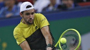 Tennis, storico Berrettini: è il primo italiano a vincere il torneo Atp Queen's