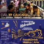 Frosinone: Terrazze del belvedere, Festival, teatro e tanti eventi estivi.