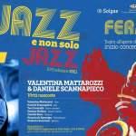 """Sabato 10 luglio alle 21,45 nella splendida cornice del teatro all'aperto di Villa Vitali a Fermo, la Jazz Singer e compositrice Valentina Mattarozzi aprirà la rassegna """"Jazz e non solo Jazz""""."""
