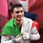Tokyo 2020, Vito Dell'Aquila è medaglia d'oro di taekwondo.
