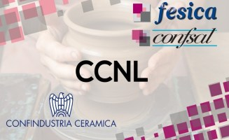 """Lavoro: Rinnovato il contratto """"Confindustria – Fesica"""" del settore ceramico."""