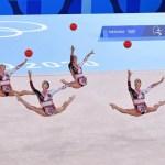 Tokyo 2020, bronzo nella ginnastica ritmica: Italia a quota 40 medaglie.