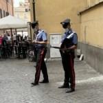 ROMA. CONTROLLI CENTRO STORICO, ARRESTI PER FURTO.