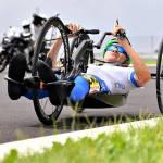 Paralimpiadi, per l'Italia due medaglie nell'handbike e una nel tennistavolo.