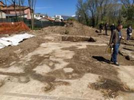 Frosinone: avanti con il percorso archeologico.
