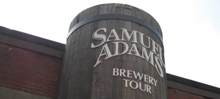 Things to Do in Boston: Samuel Adams Brewery