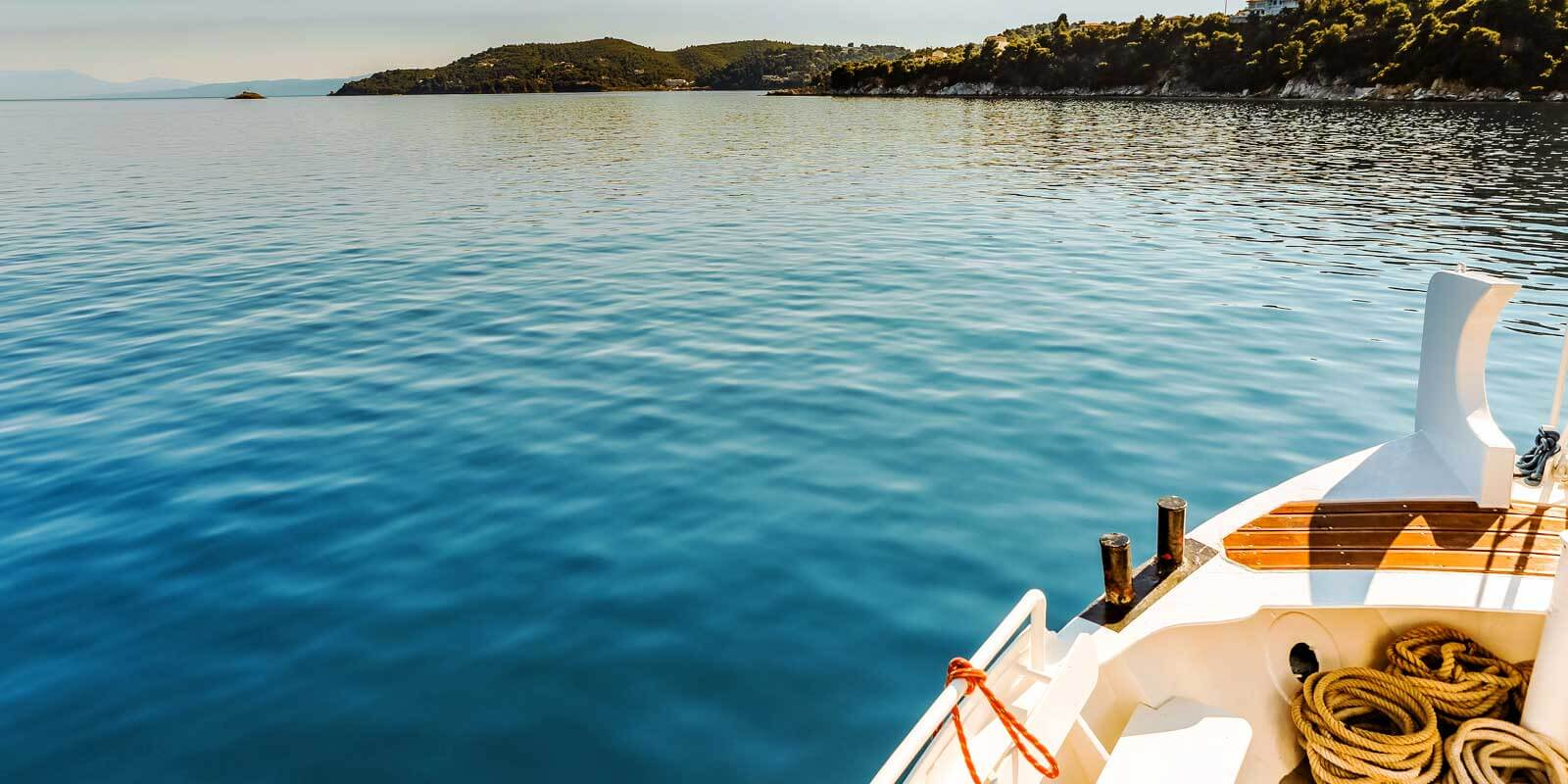 Sail the islands between Greece + Turkey in an epic adventure