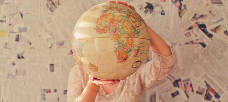 Travel the world with 10 amazing women through their travel memoirs.