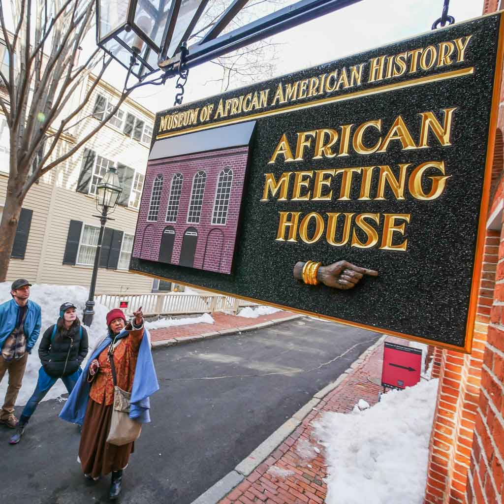 Walking the Black Heritage Trail in Boston, MA is one of many enriching, yet somehow still free, things to do in the city.