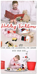 Holiday Traditions to Share with your kids this season TheBeautyofCarpet CRIContest