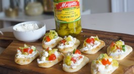 Party Food in Fifteen Minutes - Game Day Grub and Football Party Ideas via Frosted Blog