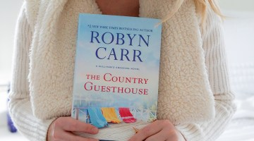 The Country Guesthouse by Robyn Carr - Books to read 2020 reading list