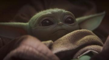 Baby Yoda Disney the Mandalorian