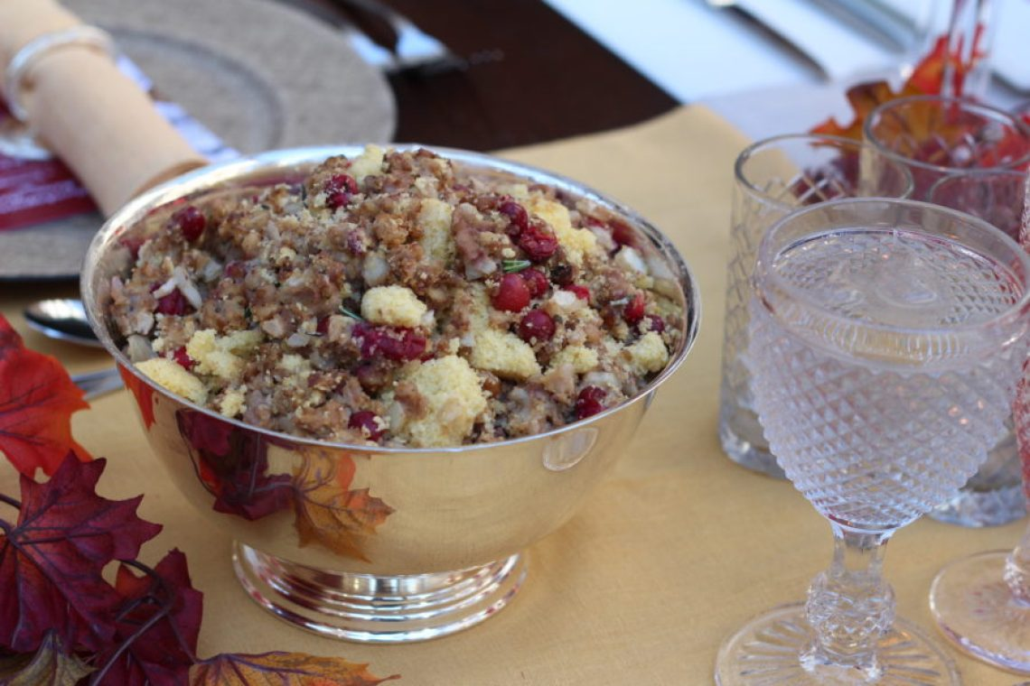 Ocean Spray and Curtis Stone Thanksgiving with The Frosted Petticoat 11