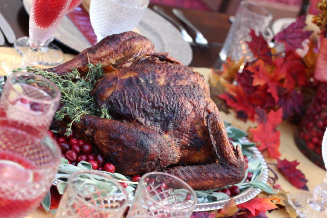 Ocean Spray and Curtis Stone Thanksgiving with The Frosted Petticoat 9