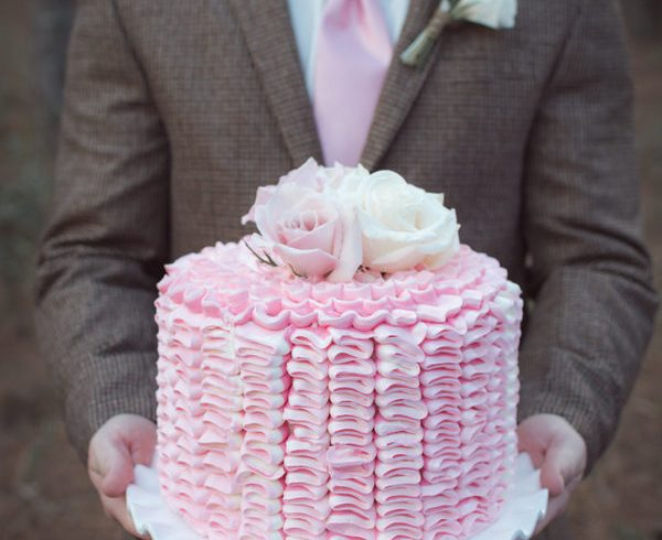 Raspberry Cream Cake-12554