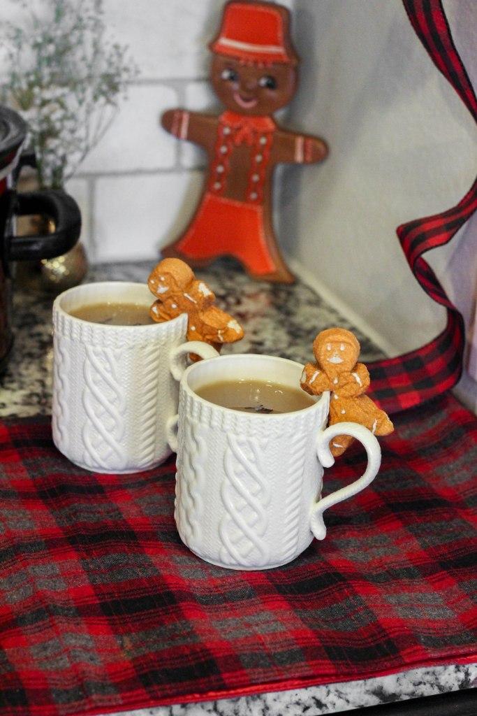 Santa, Sweet Tea, Holiday Tea, Mulled