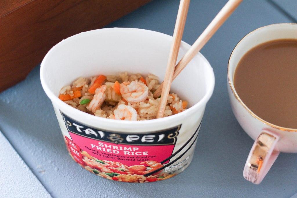 Tai Pei, Fried Rice, Frozen Meals