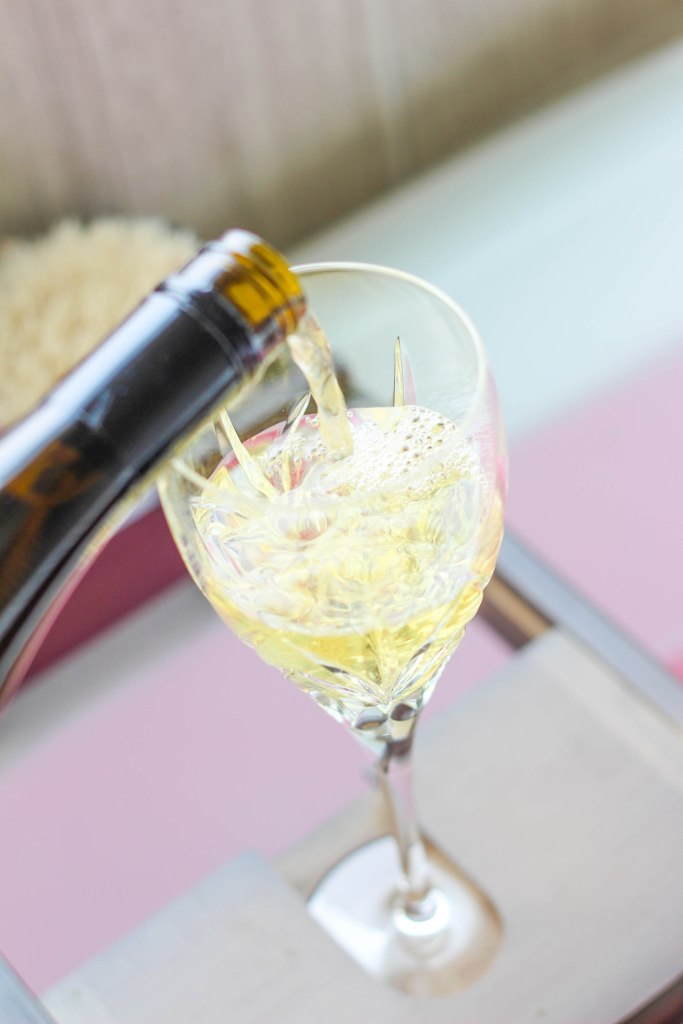 JaM Cellars, Chardonnay, Mother's Day