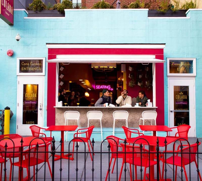 Colada Shop, Washington D.C., Foodie Travel