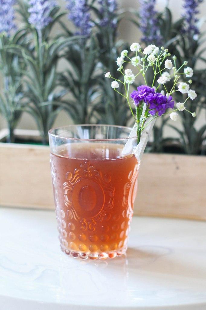 Bourbon Sweet Tea, Milo's Tea, Cocktail