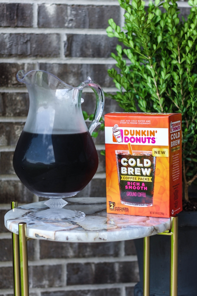 Dunkin' Donuts, Cold Brew, Coffee