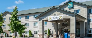 Quality Inn Sequim Exterior