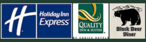Title Sponsor: Sequim Holiday Inn Express, Quality Inn, Black Bear Diner
