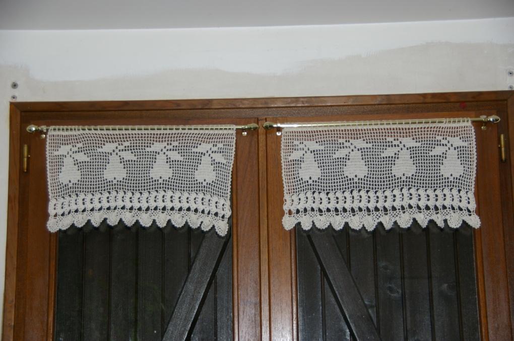 Quelques réalisations au crochet pour la décoration de la maison