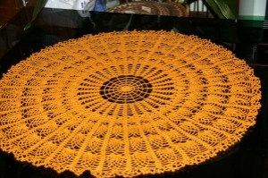 nappe aux ananas