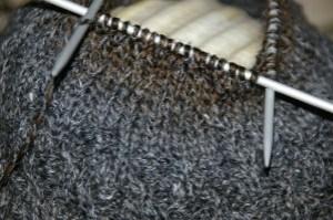 laine changeante