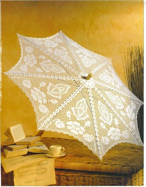 ombrelle fleurie