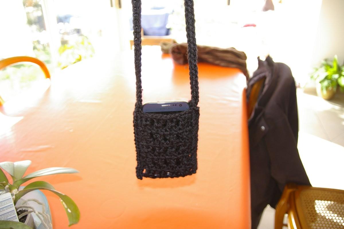 J'ai réalisé un cordon de 60 cm, pas trop court et pas trop long à la fois.